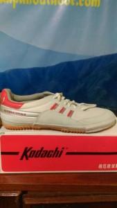 Produsen & Pabrik Sepatu olahraga 8116 RED SILVER