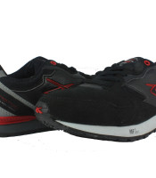 Sepatu Running Spotec Colombus Black Red