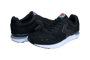 Sepatu Running Spotec Franco Hitam