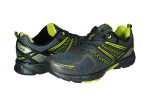 Sepatu Running Spotec Gizmo Abu ABu