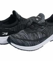 Sepatu Running Spotec Houston Hitam