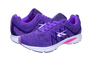 Sepatu Running Spotec Kimberly Ungu