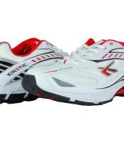 Sepatu Running Spotec Kinetic Silver