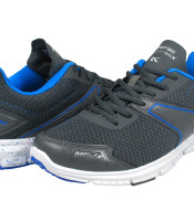 Sepatu Running Spotec Maxima Abu Abu