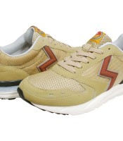 Sepatu Running Spotec Franco Krem