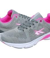 Sepatu Running Spotec Kimberly Abu Abu