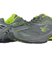 Sepatu Running Spotec Kinetic Grey